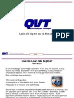 Lean-Six Sigma en 10 Minutos