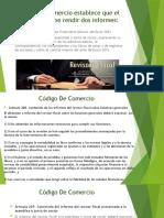 Informe o Dictamen Del Revisor Fiscal ( DIAPOSITIVAS) (1)