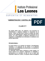 CLASES Nº 7 ADMINISTRACION (1)
