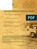 TMG EOD Catalog 2007