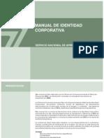 Manual de Identidad Corporativa 2009