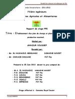 Etablissement d'un plan de cha - ANNOUR Youssef_1563.pdf
