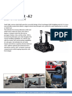 Robot DEFENDER K2