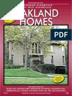 Birmingham Oakland Homes