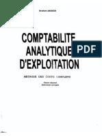 Comptabilite Analytique Brahim AAOUID