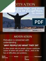 Motivation Class