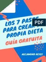 LOS 7 PASOS PARA CREAR TU PROPIA DIETA (1)