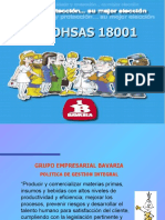 NTC OHSAS 18001