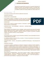 DERECHO COMERCIAL I EXAMEN
