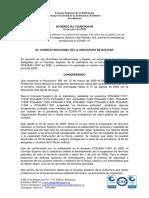 Acuerdo CSJBOA20-84 Establece horario de trabajo y atención al público en la Seccional Bolívar, por la emergencia