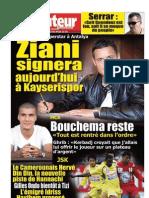 LE BUTEUR PDF du 14/01/2011