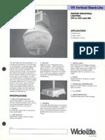 Wide-Lite vs Stack-Lite Industrial Bulletin 1987
