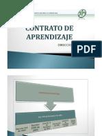 Presentación Contrato de Aprendizaje