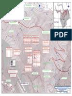 121. ESQUEMA GENERAL PLANO CLAVE - AHUAYCHA CASAY- MIRADOR, CENTRO Y CHULLALAMBRA - AC-PC-01