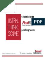 Curso Plant PAx integradores