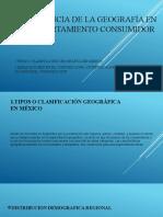 ANALISIS DEL CONSUMIDOR PRESENTACION JUEVES