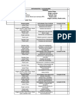 CRONOGRAMA DE INVESTIGACION GAES 5