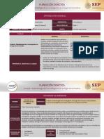 Planeación didáctica Unidad 2. Metodología de la investigación en el lugar de los hechos (1)