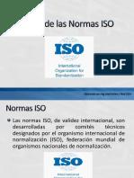 Familia de las Normas ISO