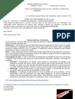 ATIV 06 - CALORIMETRIA-FONTE DE ENERGIA 9° ANO