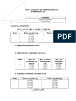 INFORME DE PRACTICA 1. ANALITICA 1