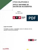 REPORTES-INFORMES DE ACCIDENTES