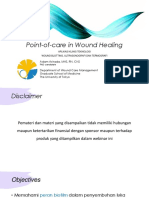 Point-of-care in Wound Healing