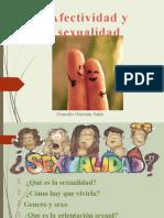 1.- Sexualidad y Afectividad
