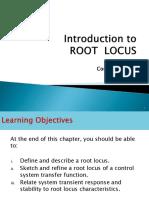 Intro ROOT  LOCUS
