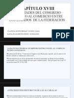 CAPITULO XVIII DERECHO CONSTITUCIONAL