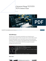 Difference between Nmap TCP SYN Scan and TCP Connect Scan.pdf
