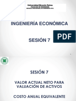 Sesion 7 ING ECONOMICA