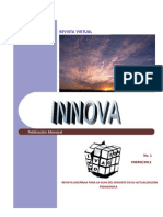 INNOVA. Revista Virtual. FATLA. Lucía Troya