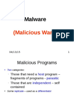 IS364_ Lecture 02 - Malware