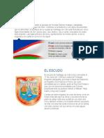 simbolos patrios Santiago De Cali