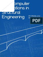 W. H. Mosley, W. J. Spencer (auth.) - Microcomputer Applications in Structural Engineering (1984, Macmillan Education UK).pdf