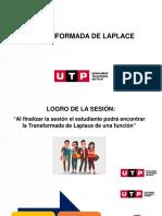 S11.s1 -  LA TRANFORMADA DE LAPLACE