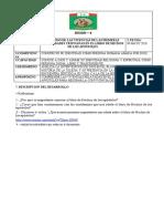 SESION 04 DE HECHOS DE LOS APÓSTOLES 3°
