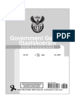 Department of Sport, Arts and Culture - Government Gazette No. 751