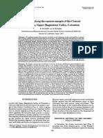 Estructura a través del margen oriental de la cordillera central.pdf