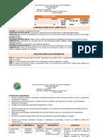 PLAN DE ÁREA GRADO DECIMO 4 PERIODO - LECTURA CRITICA