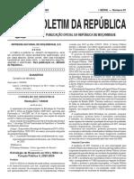 Resolução nº28.2020 Estratégia de HIV SIDA na FP