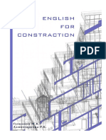 English for Construction