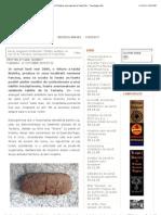 Dacia, leagănul civilizației! Tăblițe similare cu cele de la Tărtăria, descoperite la Vadu Rău - Tracologie