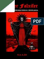 Liber Falxifer I - Księga Leworęcznego Żniwiarza