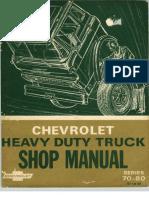 Chevrolet c70 c80 Service Manual