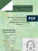 lecture 6 & 7- MORPHOLOGY OF PREMOLARS.ppt