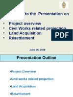 Presentation, ADB Mission-June, 2018-27.06.18