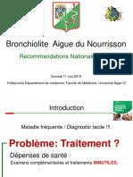 36 BRONCHIOLITE AIGUE DU NOURRISSON