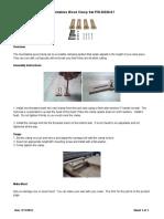 Instructions-WoodClampSet